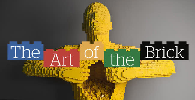Expo The art of the brick