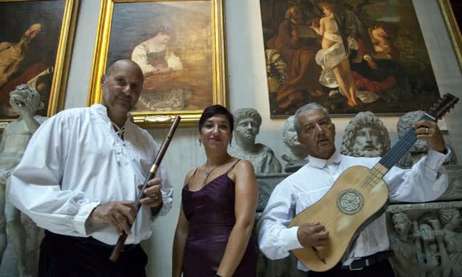 Suoni e visioni di Caravaggio