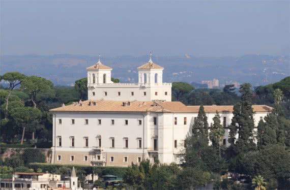 Rome pratique - Villa medicis rome chambres ...