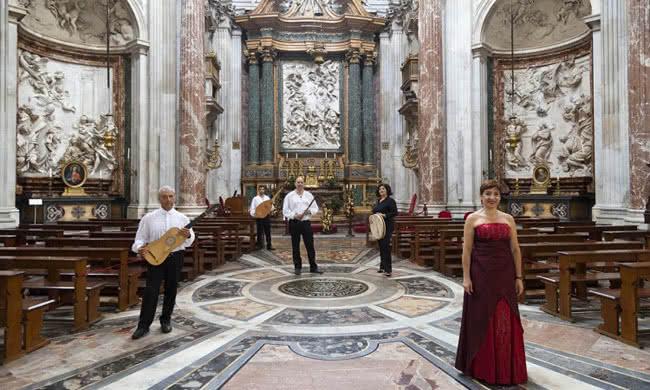 Musica nella Roma del Bernini