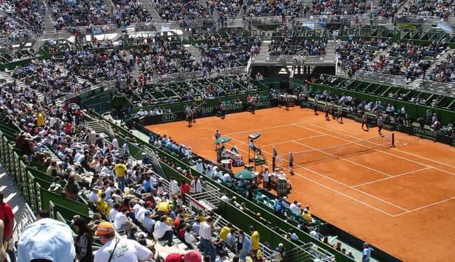 Tennis Rome