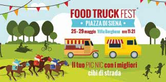 Food truck fest piazza siena