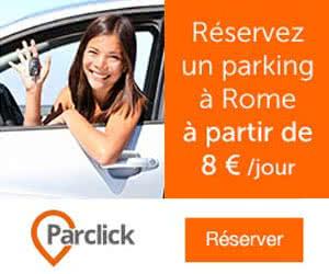Offre Parclick Rome