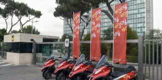 scooter sharing enjoy