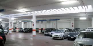 Parking Rome