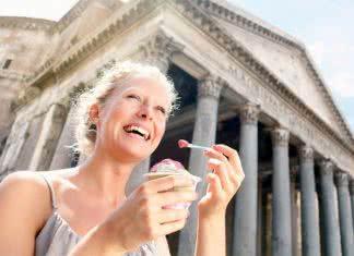 glace au pantheon