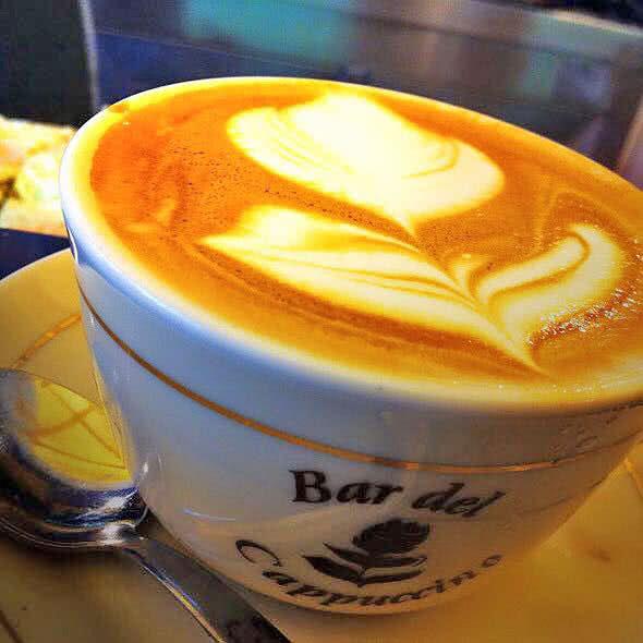 bar del cappuccino