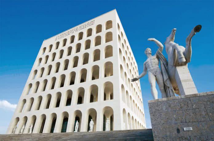 rome architecture moderne et contemporaine rome pratique
