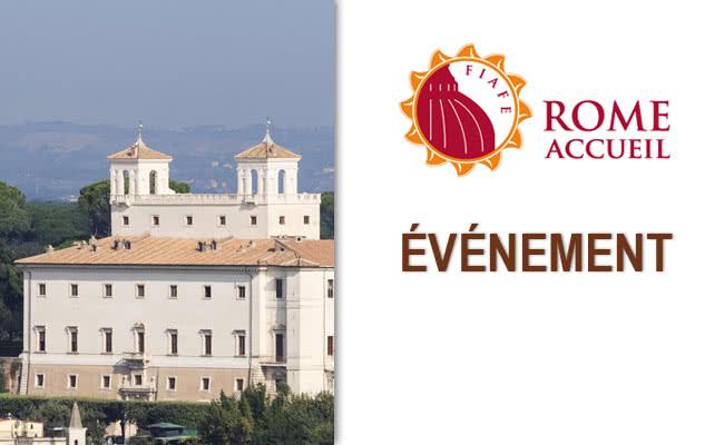 Rentrée Rome Accueil