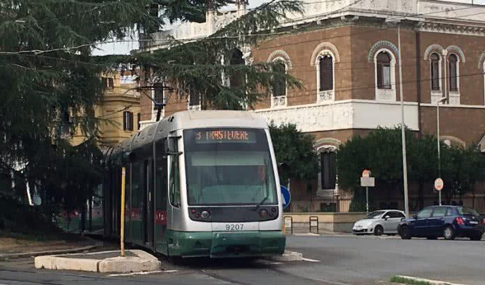 Tram ligne 3