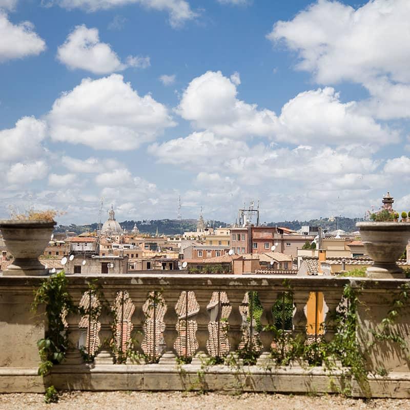 Awesome Ristorante Terrazza Caffarelli Contemporary - Idee ...