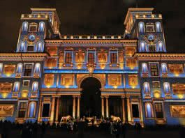 13/02/16 Villa Medici, 350 ans Académie de France à Rome