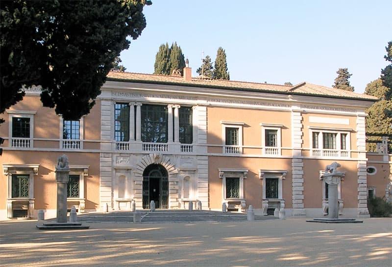 Deutsche akademie rom