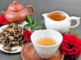 Boire thé à Rome