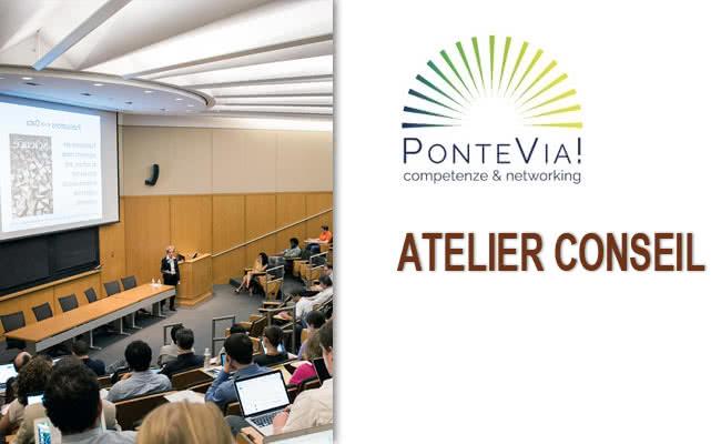 Atelier conseil PonteVia