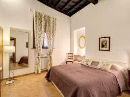 Location Rome - Centre - Chambre1