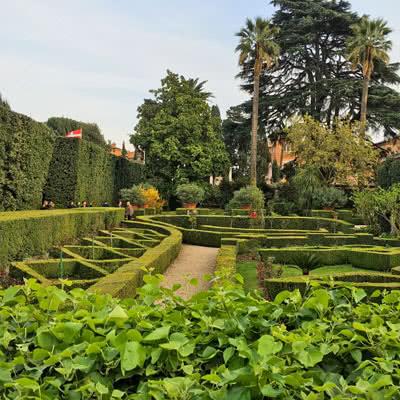 Jardins Ordre de Malte