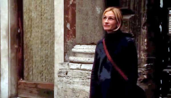Julia Roberts Palazzo Scapucci