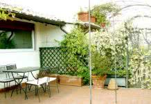 Location Rome - Popolo - Terrasse
