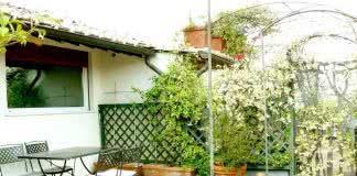 Location Rome - Popolo - Terrasse