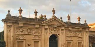 Porte Ordre de Malte