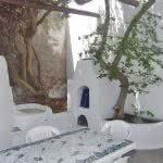 Location Stromboli - Terrasse