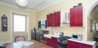 Location Rome - Testaccio - Cuisine