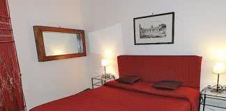 Location Rome - Trastevere - Chambre