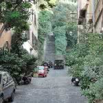 Location Rome - Trastevere - Rue