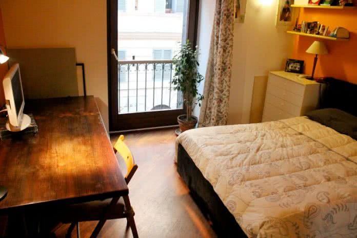 Location Rome - Trastevere - Chambre2