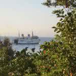 Location Stromboli - Vue terrasse