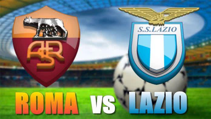 Derby Roma vs Lazio