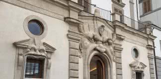 Facade Palais Zuccari