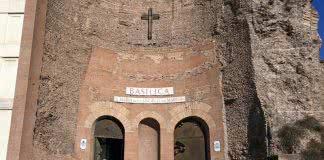 Façade basiliqueSanta Maria degli Angeli e dei Martiri