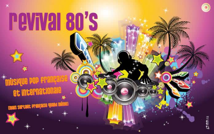 Soiree revival 80's