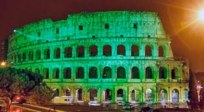 Colisee vert