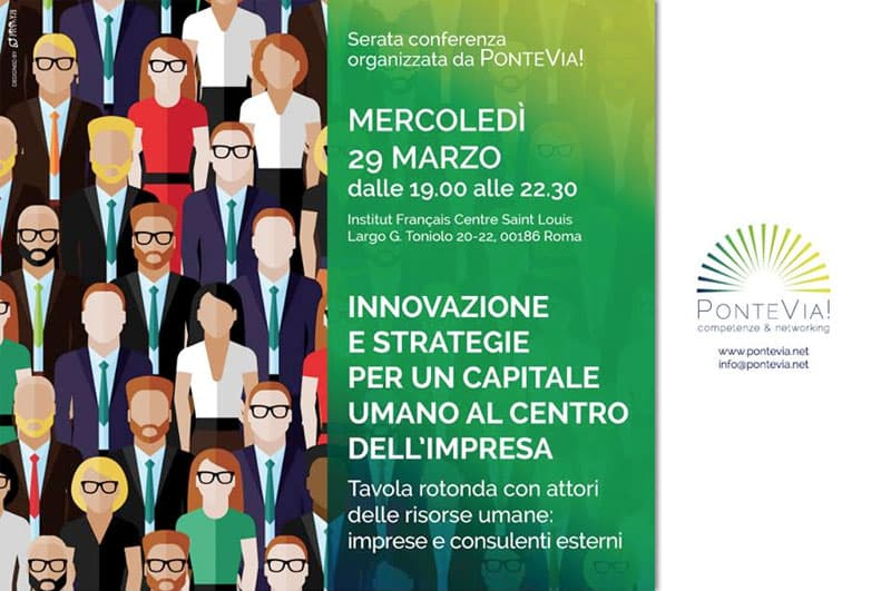 Conference Networking PonteVia