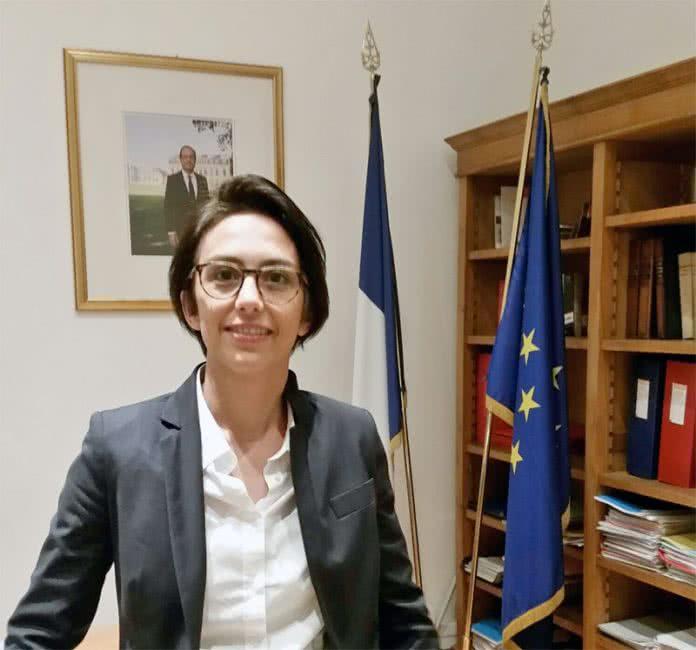 Elisabeth Tesson Consulat
