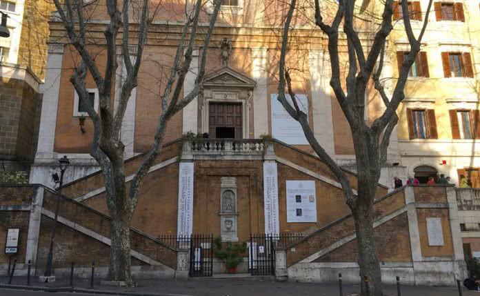 Façade église capucins