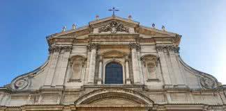 Façade Sant'Ignazio