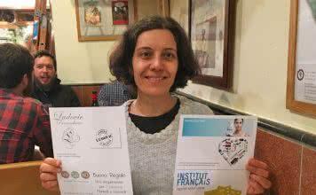Fan du mois Facebook janvier gagnante Claire