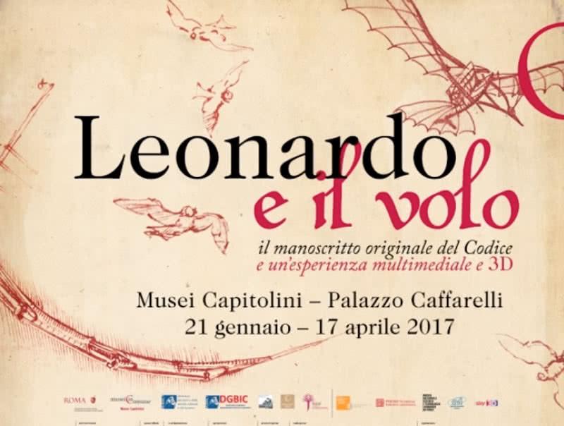Leonardo e il Volo