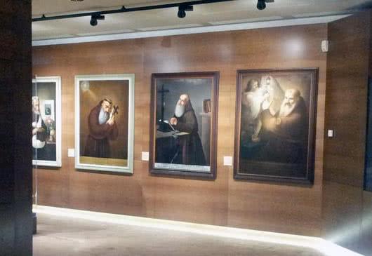 Tableaux Musee Capucins