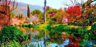 Jardin de Ninfa