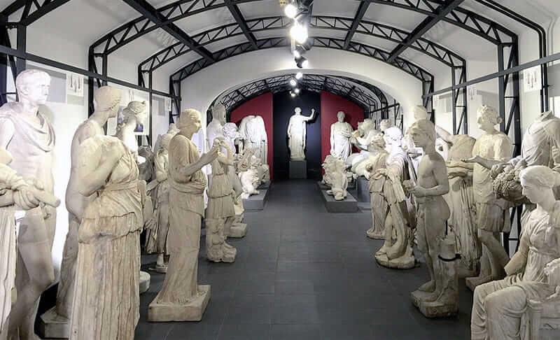 Dépôt Musée Canonica