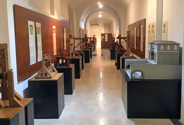 Musée Léonard de Vinci 1-2