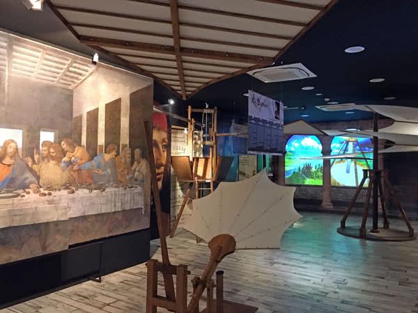 Musée Léonard de Vinci 2-1