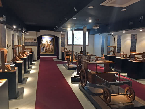 Musée Léonard de Vinci 2-2