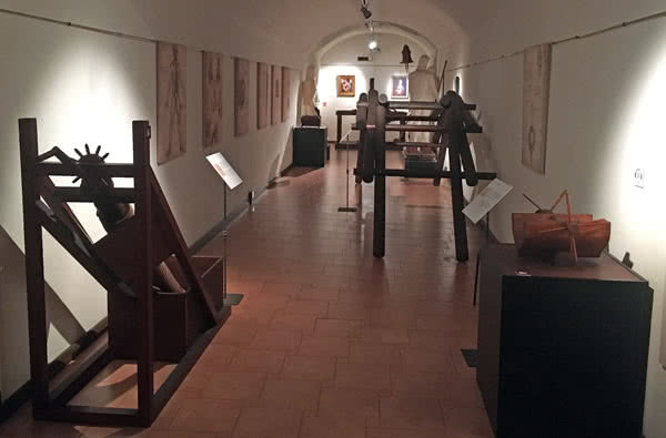 Musée Léonard de Vinci 3-1