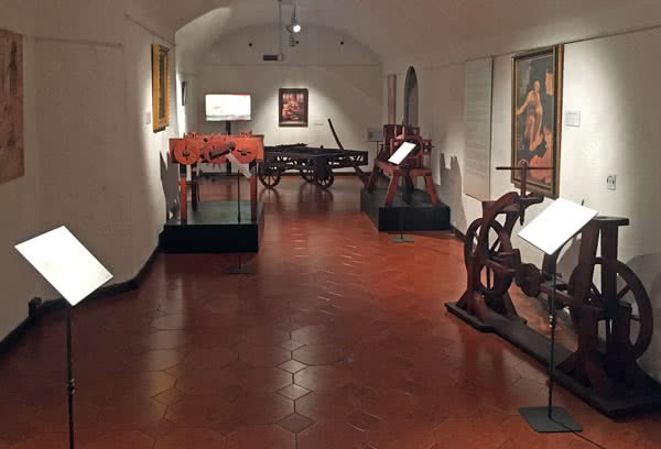 Musée Léonard de Vinci 3-2